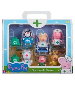 Mini-Figura---Amigos-Medicos-e-Enfermeiros---Peppa-Pig---Sunny-0