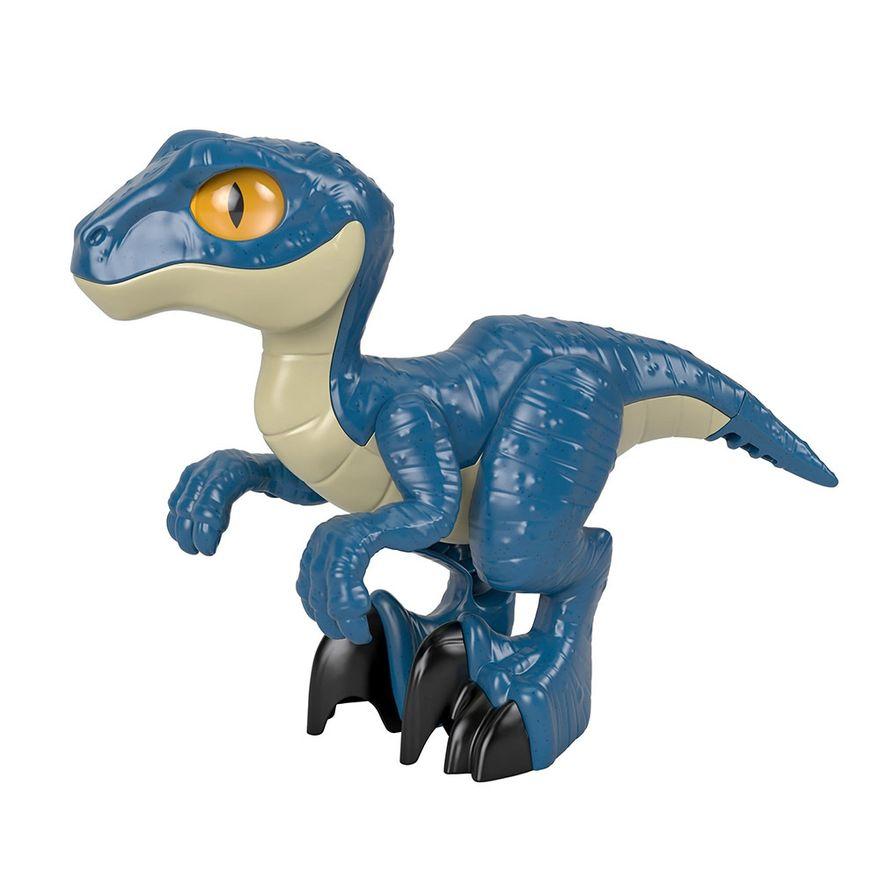 Imaginext-Jurassic-World---Figura-de-Acao-XL---Raptor---Mattel-0