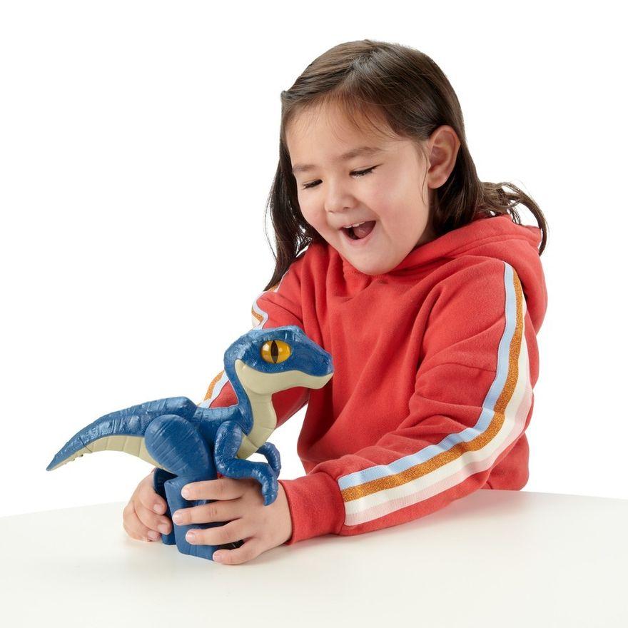 Imaginext-Jurassic-World---Figura-de-Acao-XL---Raptor---Mattel-2