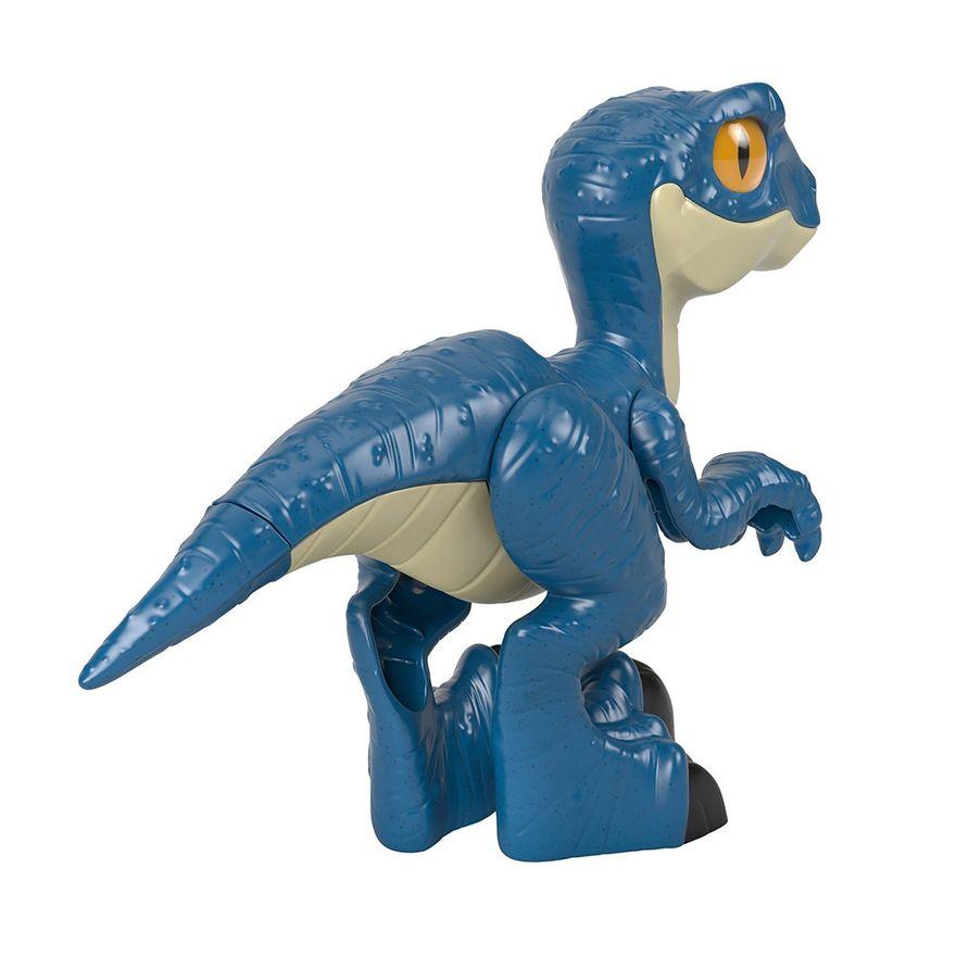 Imaginext-Jurassic-World---Figura-de-Acao-XL---Raptor---Mattel-3