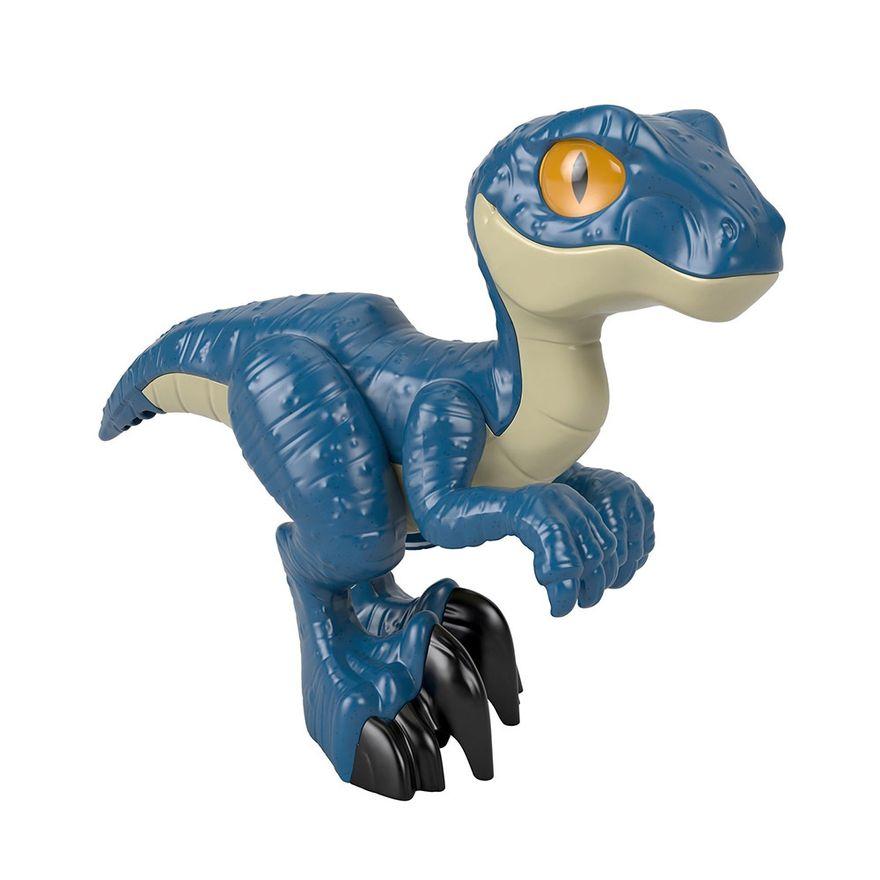 Imaginext-Jurassic-World---Figura-de-Acao-XL---Raptor---Mattel-4