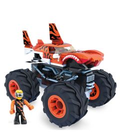 Mega-Construx---Hot-Wheels---Monster-Trucks---Tiger-Shark---Mattel-0