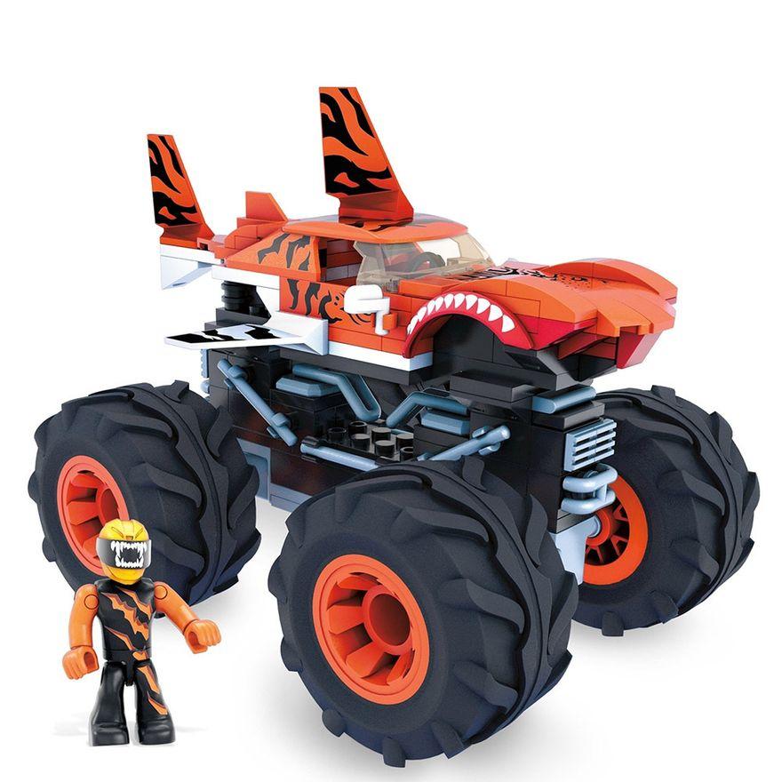 Mega-Construx---Hot-Wheels---Monster-Trucks---Tiger-Shark---Mattel-0
