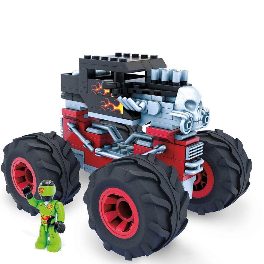 Mega-Construx---Hot-Wheels---Monster-Trucks---Bone-Shaker---Mattel-0