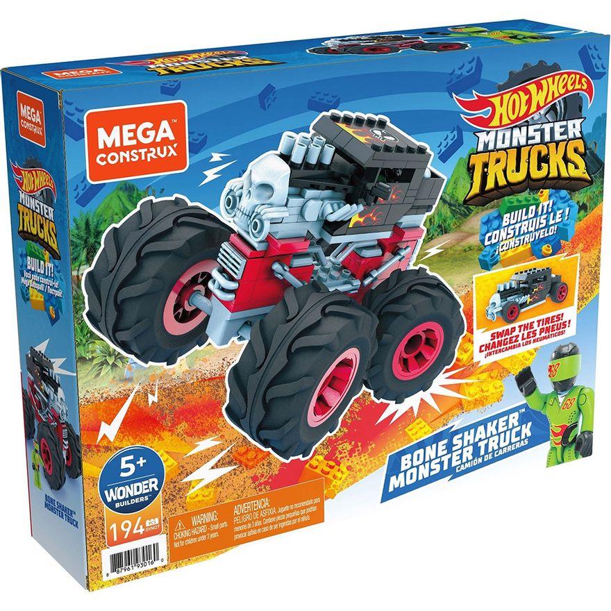 Mega-Construx---Hot-Wheels---Monster-Trucks---Bone-Shaker---Mattel-2