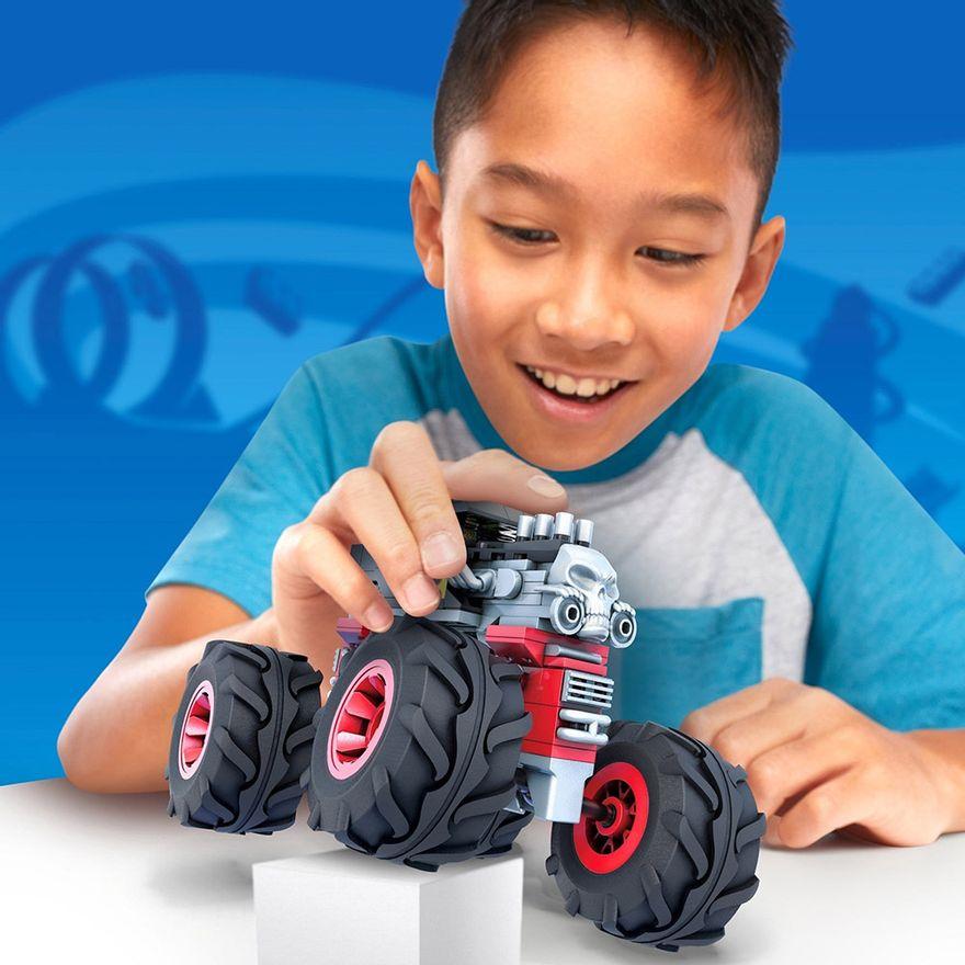 Mega-Construx---Hot-Wheels---Monster-Trucks---Bone-Shaker---Mattel-3