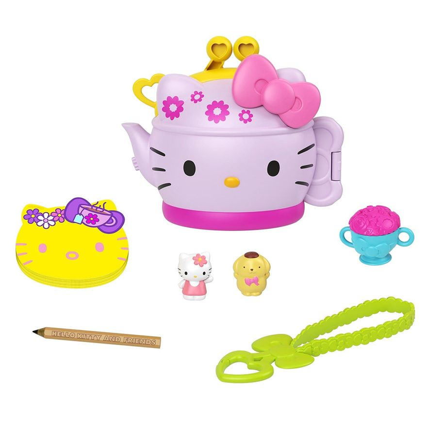 Mini-Boneca---Sanrio---Hello-Kitty---Mini-Festa-do-Cha---Mattel-0