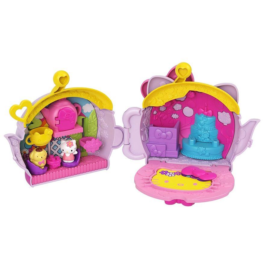 Mini-Boneca---Sanrio---Hello-Kitty---Mini-Festa-do-Cha---Mattel-2