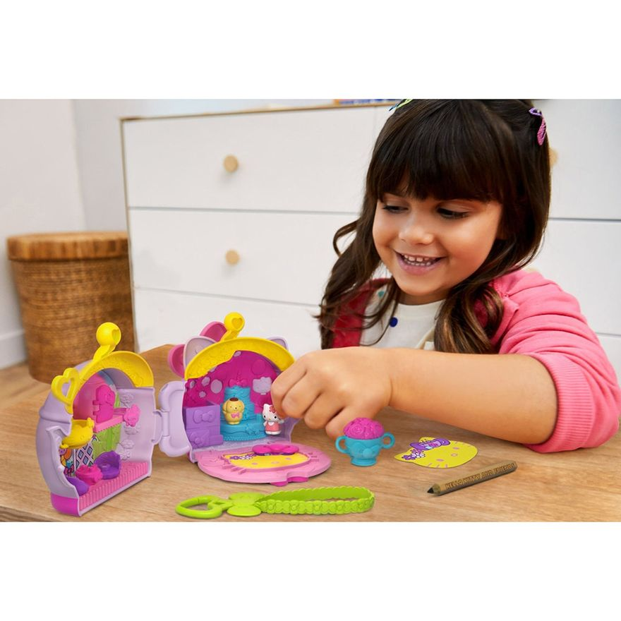 Mini-Boneca---Sanrio---Hello-Kitty---Mini-Festa-do-Cha---Mattel-6
