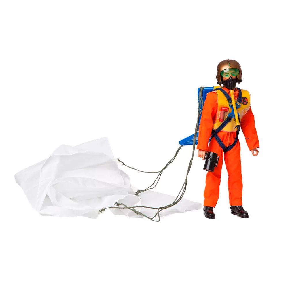 Boneco Falcon Salto Fantastico Missão Paraquedas  - Estrela