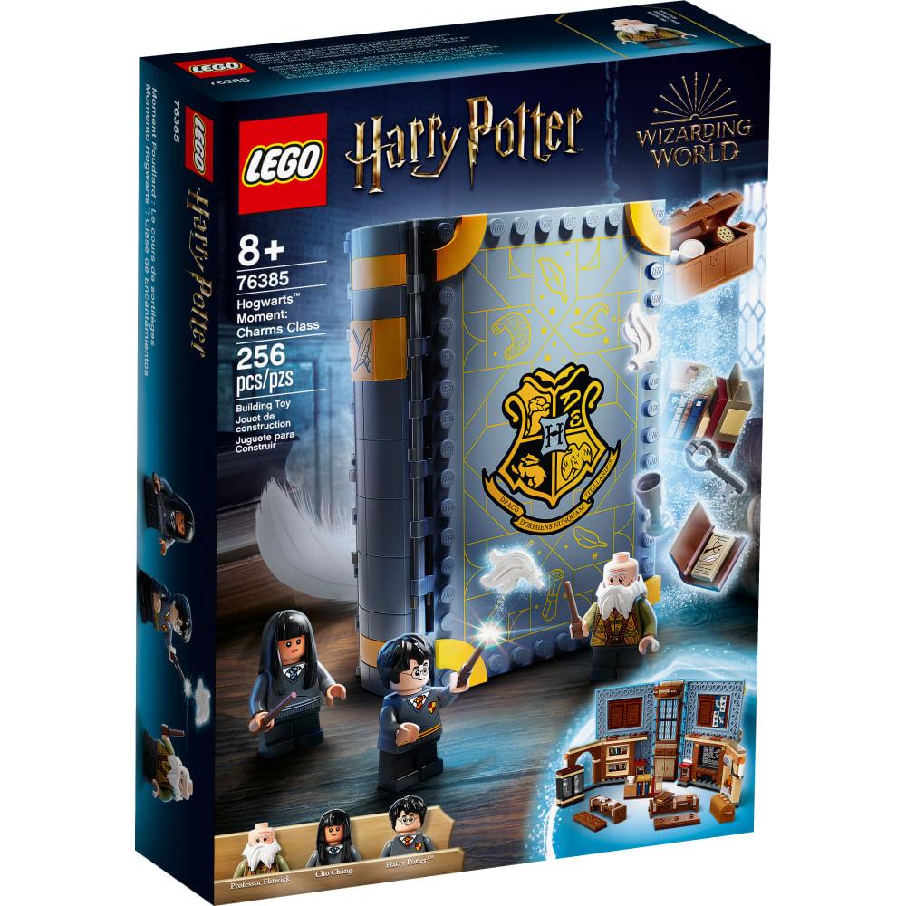 LEGO Harry Potter - Momento Hogwarts - Aula de Encantamentos - 76385