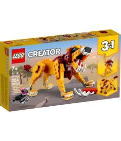 LEGO-Creator---Leao-Selvagem---31112-0