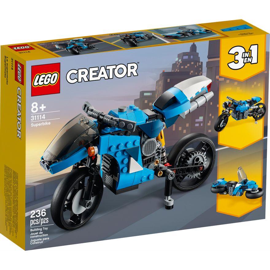 LEGO-Creator---Supermoto---31114--0