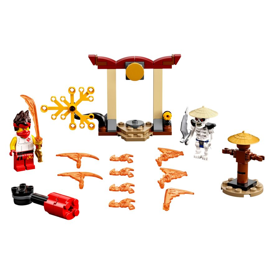 LEGO-Ninjago---Conjunto-de-Combate-Epico---Kai-vs-Skulkin---71730--1