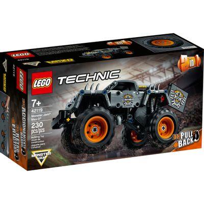 LEGO-Technic---Monster-Jam---Max-D---42119-0