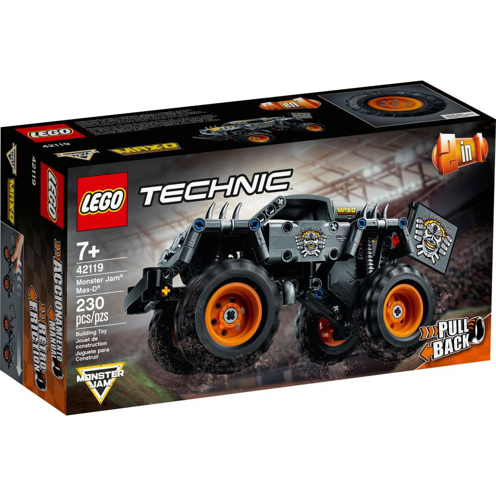 LEGO Technic - Monster Jam - Max-D - 42119