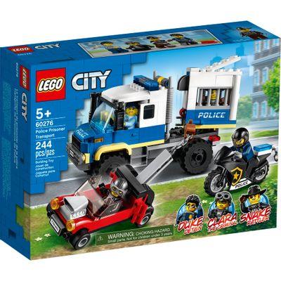 LEGO-City---Transporte-de-Prisioneiros-da-Policia---60276--0