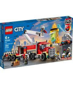 LEGO-City---Unidade-de-Controle-de-Incendios---60282-0