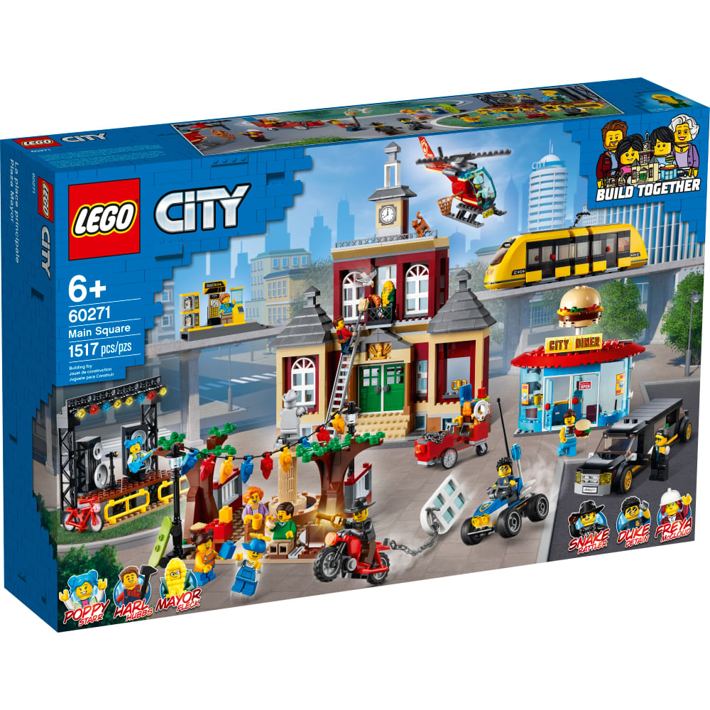 LEGO City - Praça Principal - 60271