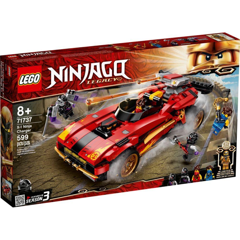 LEGO Ninjago - X - 1 Ninja Charger - 71737