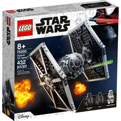 LEGO-Star-Wars---Imperial-TIE-Fighter---75300--0