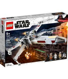 LEGO-Star-Wars---O-X-Wing-Fighter-de-Luke-Skywalker---75301-0
