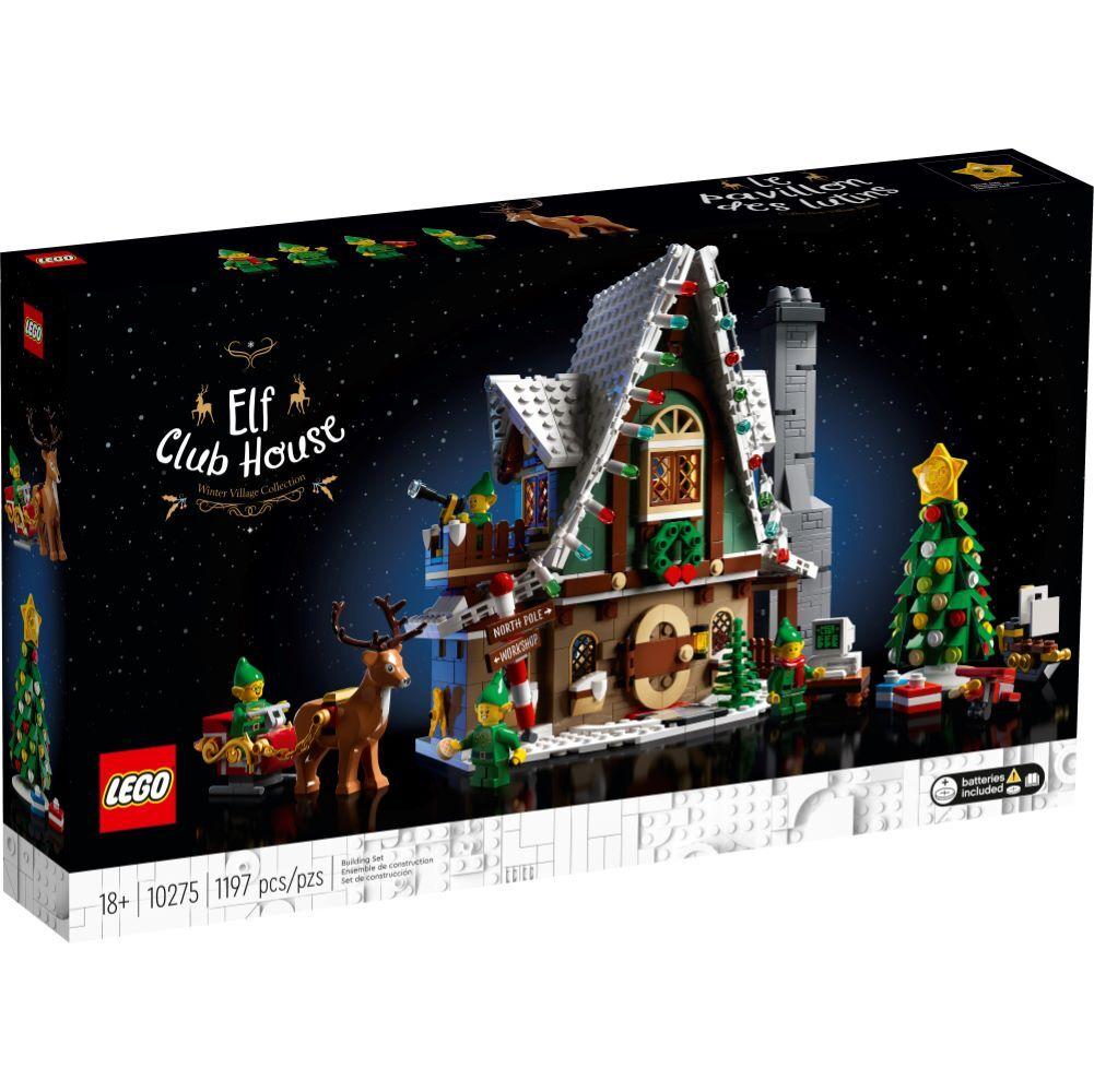 LEGO - Clube dos Elfos - 10275