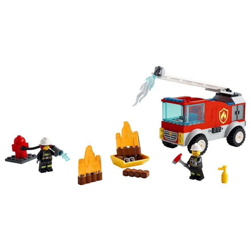LEGO-City---Caminhao-dos-Bombeiros-com-Escada---60280--1