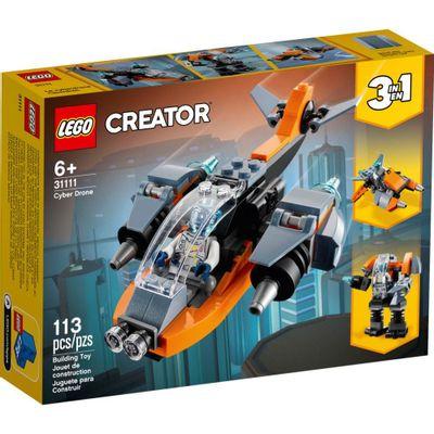 LEGO-Creator---Ciberdrone---31111-0