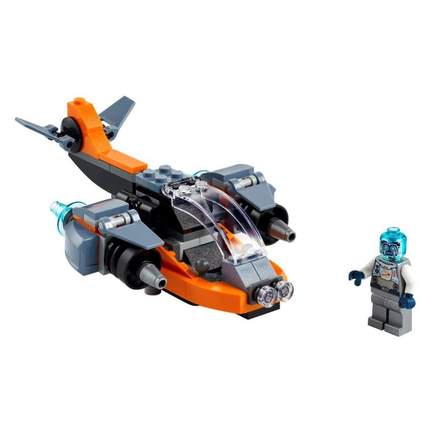 LEGO-Creator---Ciberdrone---31111-1