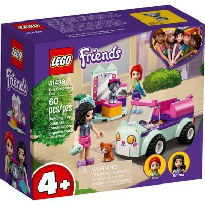 LEGO-Friends---Cabeleireiro-Movel-para-Gatos---41439-0