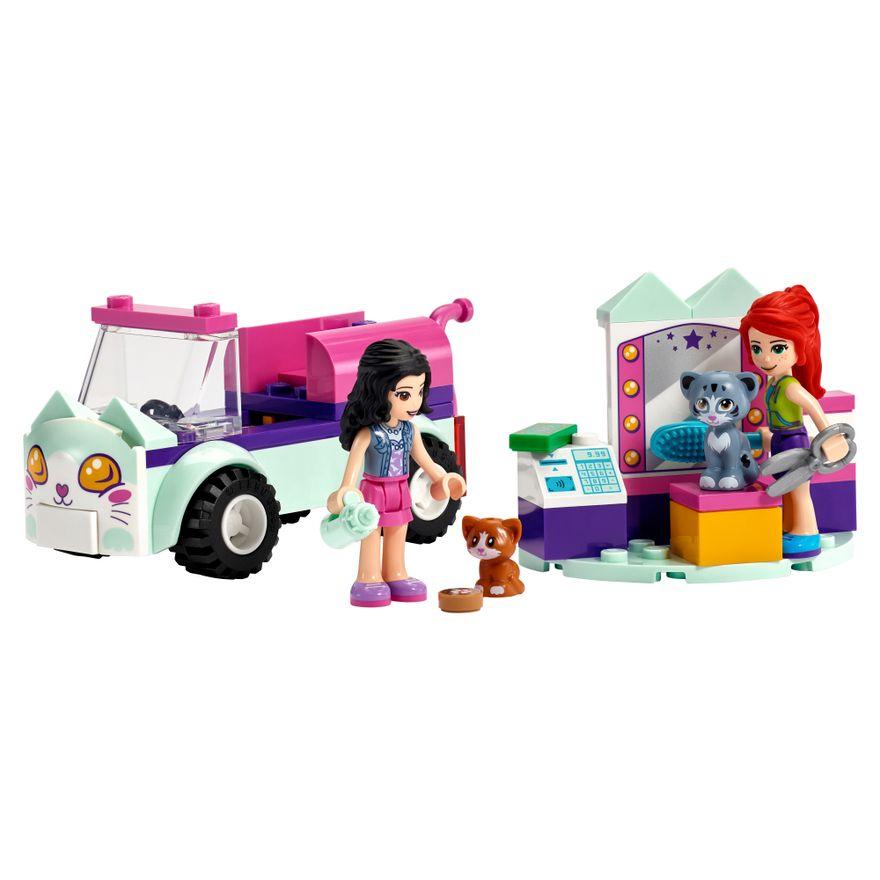 LEGO-Friends---Cabeleireiro-Movel-para-Gatos---41439-1