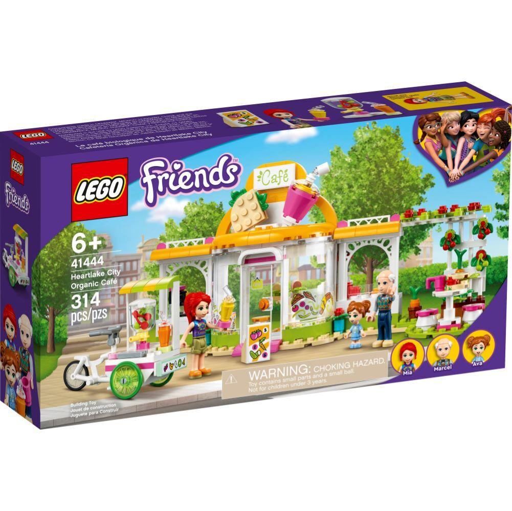 LEGO Friends - Café Orgânico de Heartlake City - 41444