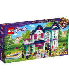 LEGO-Friends---Casa-da-Familia-de-Andrea---41449-0