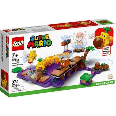 LEGO-Super-Mario---Pacote-de-Expansao---O-Pantano-Venenoso-de-Wiggler---71383--0